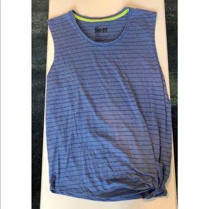 Nike dri-fit muscle tank sz S/M